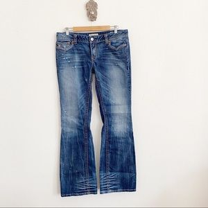 MEK Denim Prague Bootcut 30/34